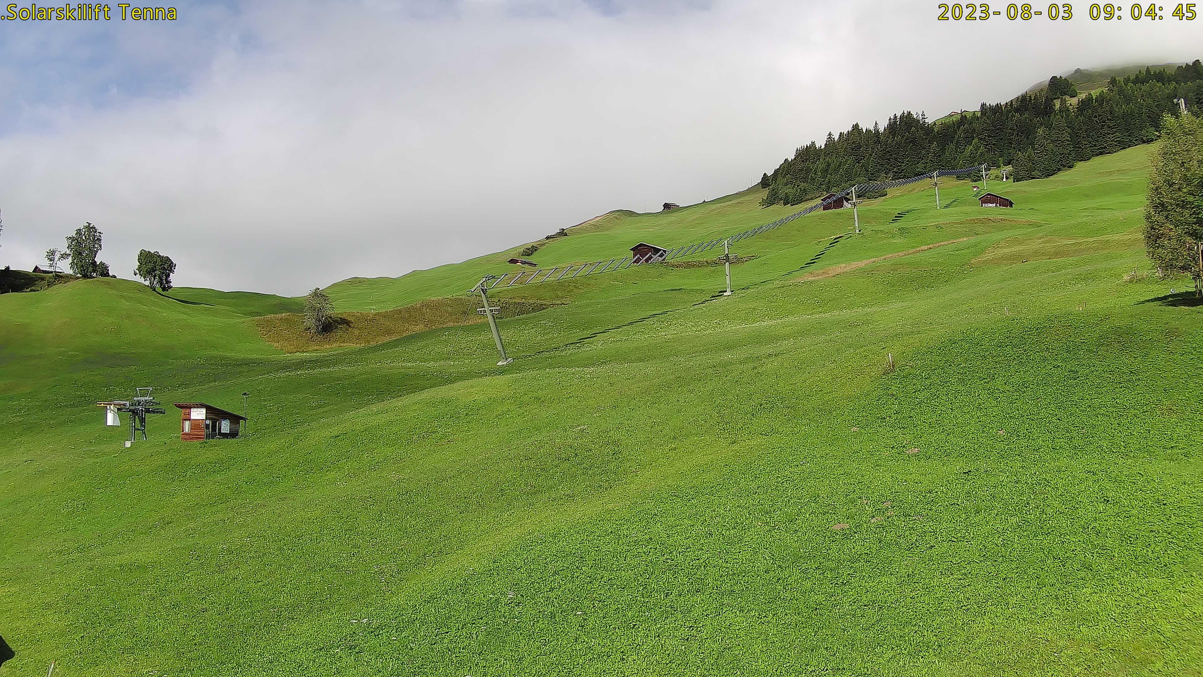 Webcam Solarskilift Tenna
