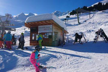 Ski- und Snowboardunterricht