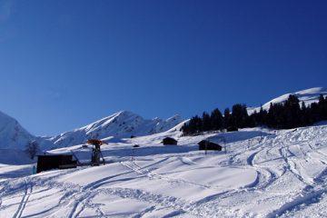 Alter Skilift Tenna
